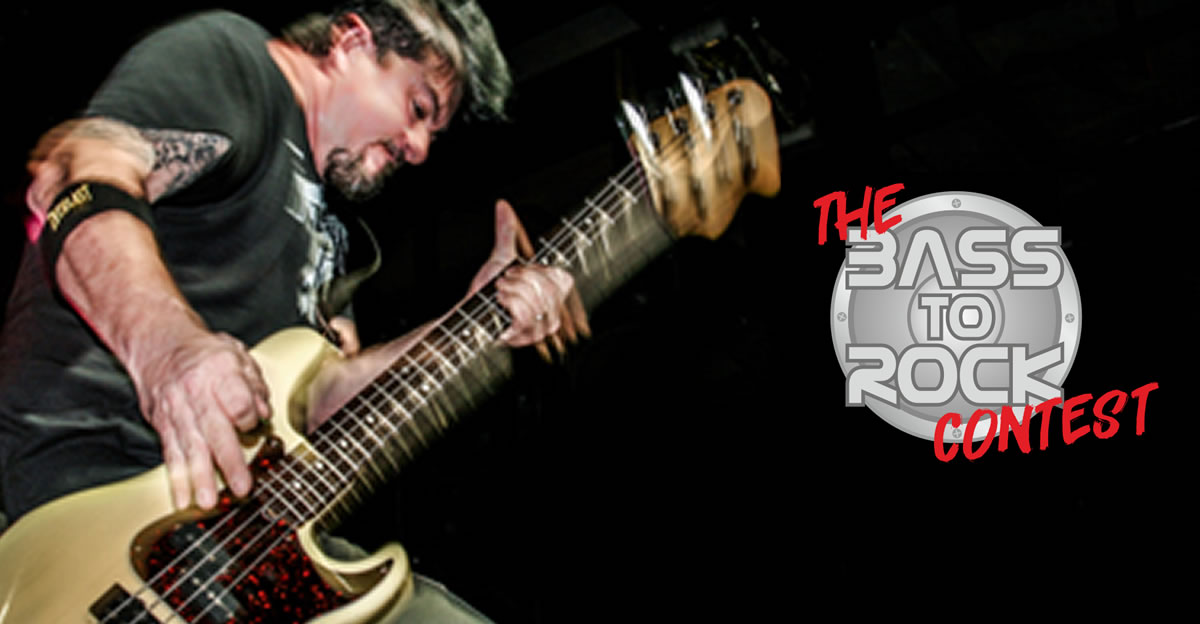 THE BASS TO ROCK CONTEST